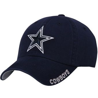 Dallas Cowboys Navy Slouch Hat