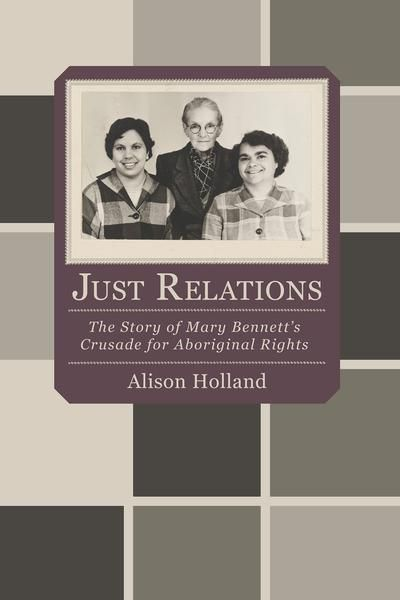 Just Relations: The Story of Mary Bennett's Crusade for Aboriginal Rights by Alison Holland, shortlisted for the Australian History Prize, NSW Premier's History Awards, 2016. Held by the State Library of New South Wales: http://primo-slnsw.hosted.exlibrisgroup.com/SLNSW:SLNSW_ALMA21185725260002626