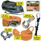 ATV Winch Kit with Storage Case