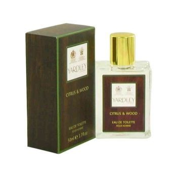 Citrus & Wood Cologne by Yardley London for Men Eau De Toilette Spray 1.7 oz / 50 ml  $24.00
