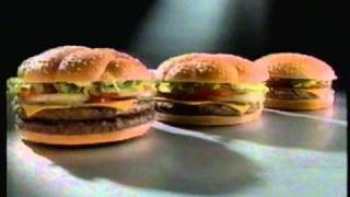 1986 Burger King commercial. Featuring Cuba Gooding Jr., via YouTube.