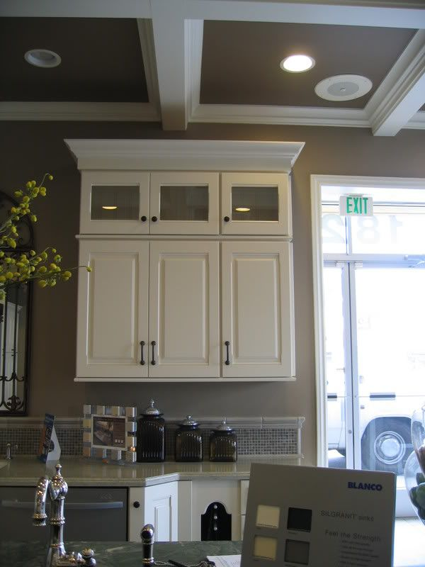 Kitchen ceilings 10 foot 10 foot ceilings and cabinets for 10 foot ceiling house plans