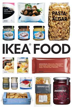 Take home a taste of Sweden, this is real Swedish food...sill, köttbullar and knäckebröd...buy it on Ikea...
