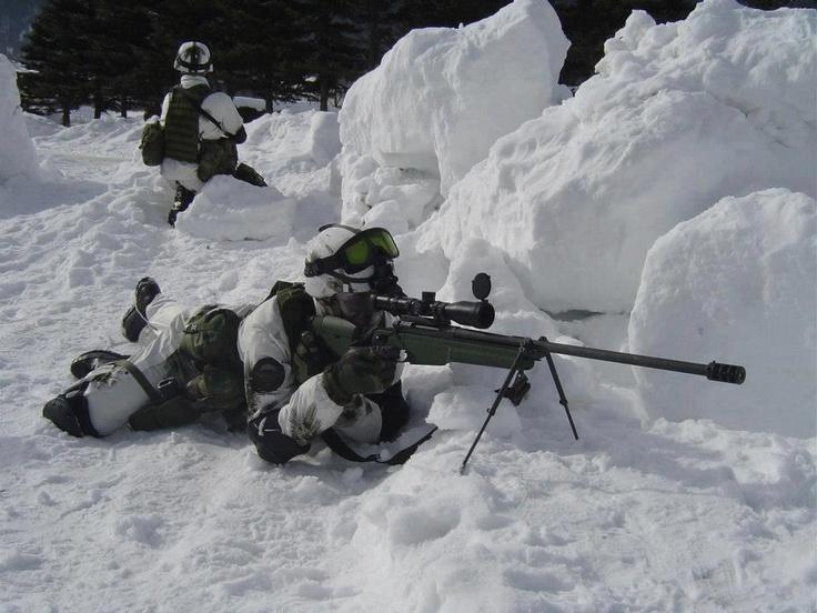 DIE HARD.......Alpini ( Italian Army )