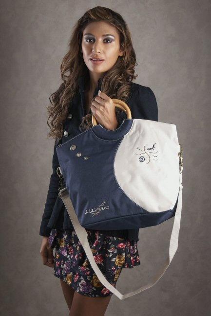 Liliano SE25E blauw Deborah tassen double7 tassen-mode-nieuws