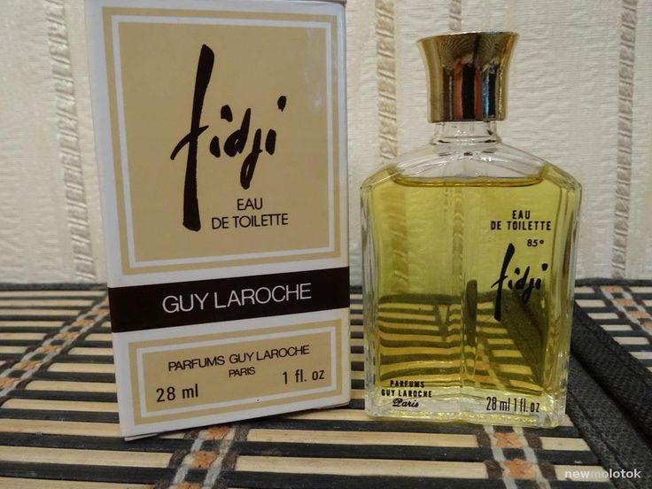 Fidji Guy Laroche 28ml. EDT Vintage by MyScent on Etsy