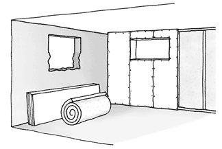 SINTEF Byggforsk Kunnskapssystemer - 727.113 Innredning av oppholdsrom i eksisterende kjeller