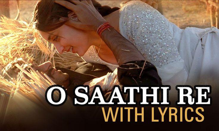 O Saathi Re (Lyrical Song) | Omkara | Ajay Devgn, Saif Ali Khan, Vivek O...