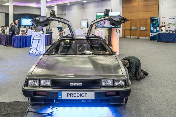 DeLorean DMC-12 | Flickr - Photo Sharing!