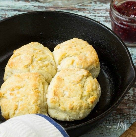 3 Ingredient Biscuits for Two I make these 4 mornings a week for my boys!  Get the #recipe here>http://www.callmepmc.com/3-ingredient-biscuits-for-two/?utm_campaign=coschedule&utm_source=pinterest&utm_medium=Paula%20%7C%20CallMePMc.com&utm_content=3%20Ingredient%20Biscuits%20for%20Two