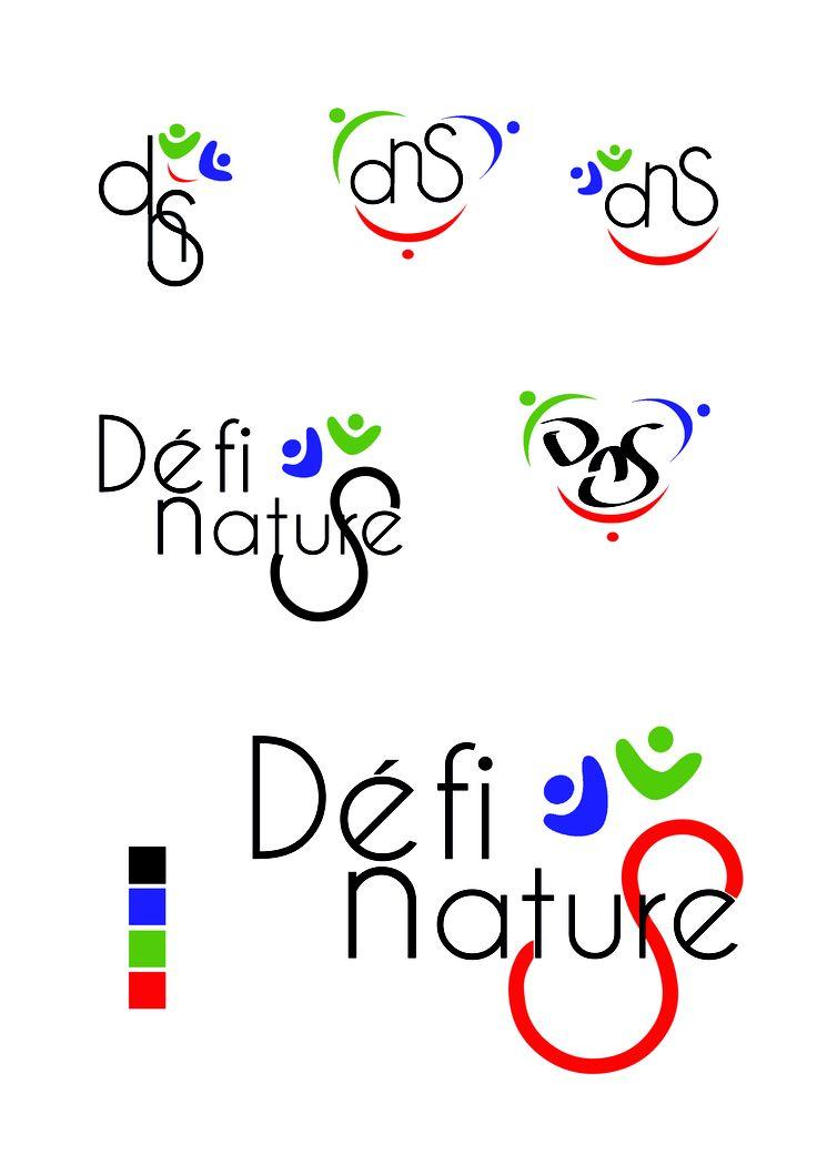 "Logo Association ""Défi Nature"""