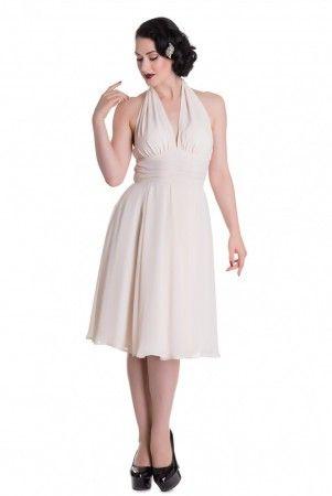 Monroe kjole