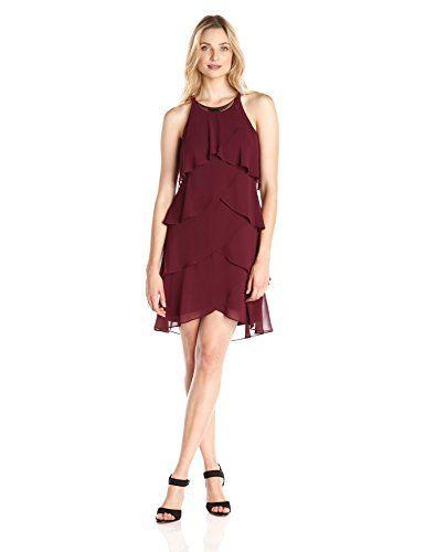 S.L. Fashions Women's Jewel Trimmed Tiered Dress, Oxblood... https://www.amazon.com/dp/B011LTZ9AE/ref=cm_sw_r_pi_dp_x_qFmOybKH5X790