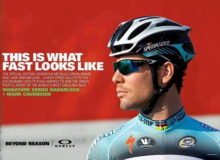 oakley cycling sunglasses radarlock  oakley are launching mark cavendish radarlock signature glasses finished in a special colour to pay homage to the green sprinter's jersey that is cav's
