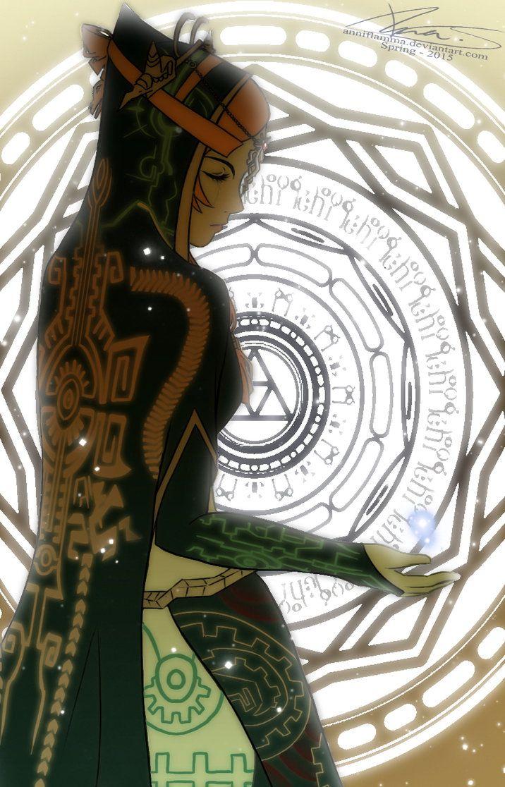 Link... I... by AnniFlamma