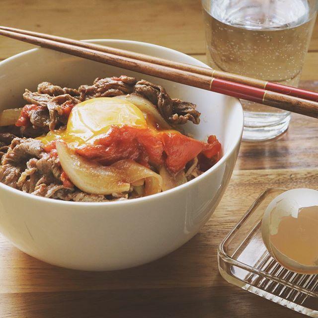 recruit_holdings on Instagram pinned by myThings いわば流行りのワンプレートごはん! ホマレ姉さん家でよく食べる丼レシピ5選 http://www.hotpepper.jp/mesitsu/entry/homarecipe/1605001 . . #メシ通 #おうちごはん #レシピ #ごはん #グルメ #美味しい #gourmet #instafood #food #recipe #RECRUIT