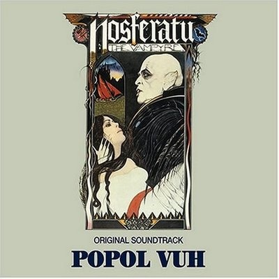 The dreamy, folk-rock soundtrack from German experimental rock band Popol Vuh to Werner Herzog's atmospheric version of Nosferatu The Vampyre (1979) starring Klaus Kinski as Count Dracula. Nosferatu is the tenth album by Popol Vuh and was released as the original motion picture soundtrack of Nosferatu #music, #Soundtrack, #Band, #Nosferatu