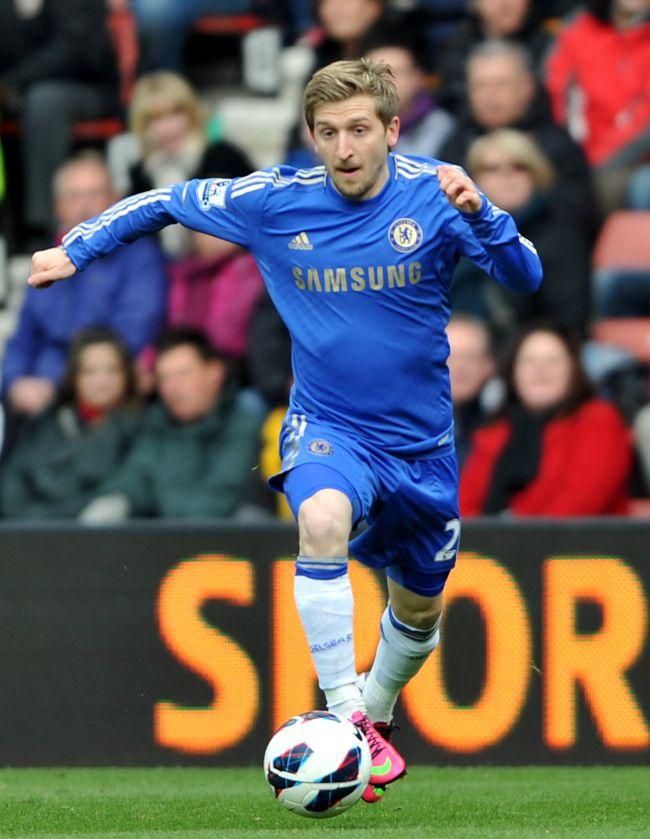 ~ Marko Marin on Chelsea FC ~
