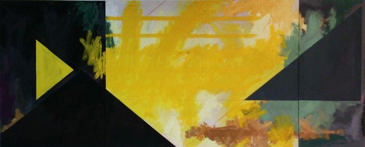 Yellow playground, Jeroen Molenaar, 2014.