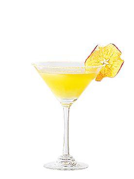 Pomme martini enchanté #cidre #cocktail