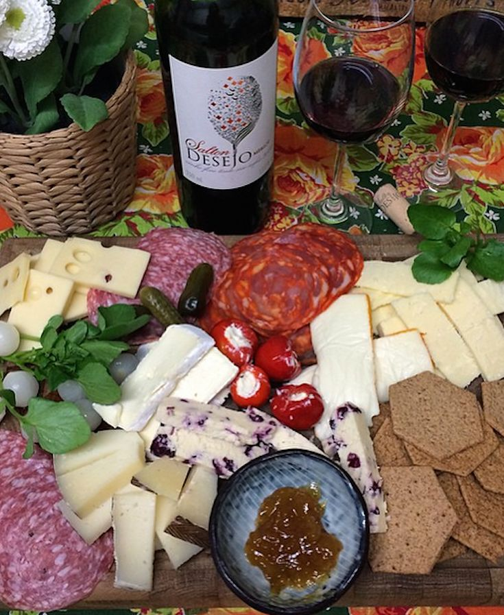22 Cheese Boards That Will Inspire You To Live Your Cheesiest Life