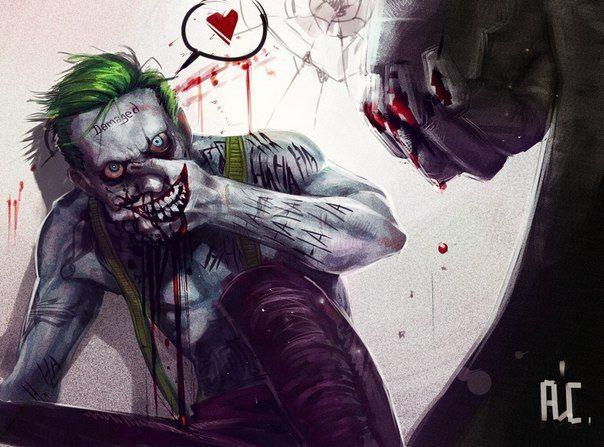 Jared Leto Joker byAysen Savvinov