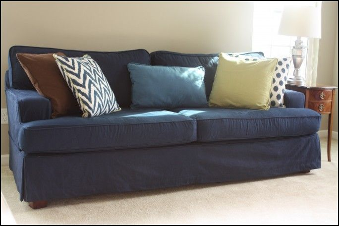 Denim Slipcovers for sofas