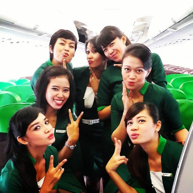 Citilink, Indonesia crewfie by mariazulfa @mariazulfa Instagram photo | Websta (Webstagram)
