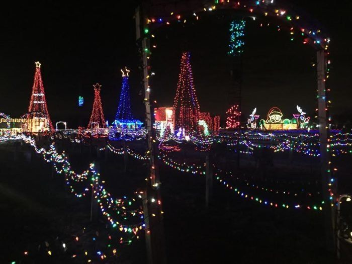 4 Pay A Visit To The Christmas Ranch In 2020 Best Christmas Lights Christmas Light Displays Best Christmas Light Displays