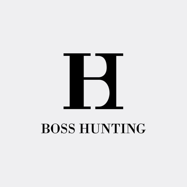 Boss Hunting Logo on Behance