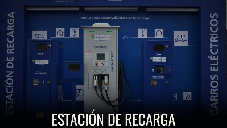 La carga pública de carros electrónicos en Colombia es una realidad y así funciona. http://www.enter.co/especiales/innovacion/asi-es-la-carga-publica-de-carros-electricos-en-colombia/