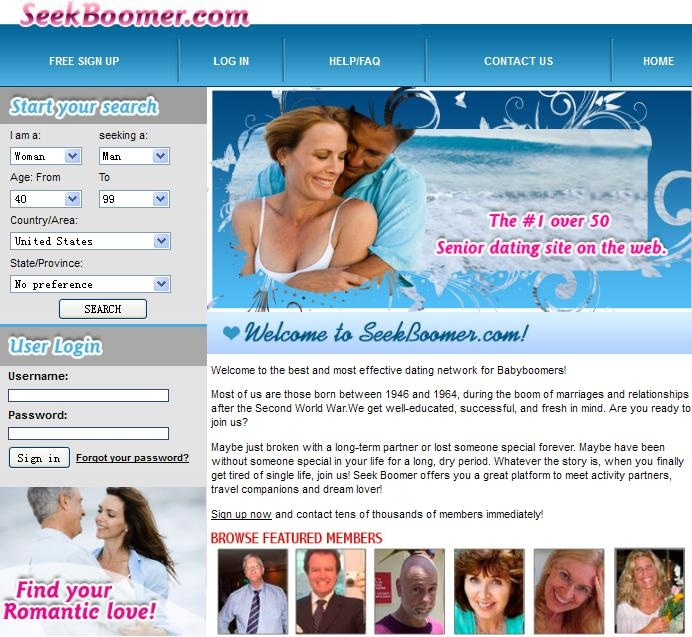 Where are dating sites most successful