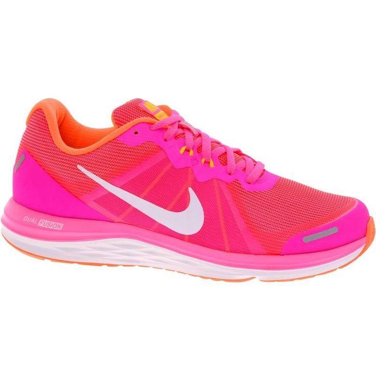 RUNNING Running Chaussures - DUAL FUSION X2 NIKE - Femme
