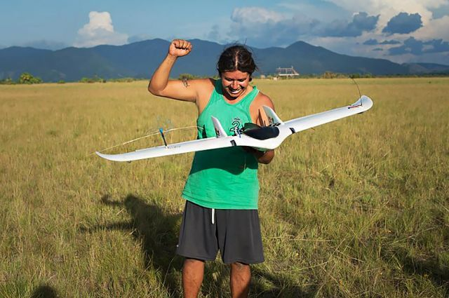 Drones for Good: Homemade Quadcopters Are Fighting Deforestation | One organizat...