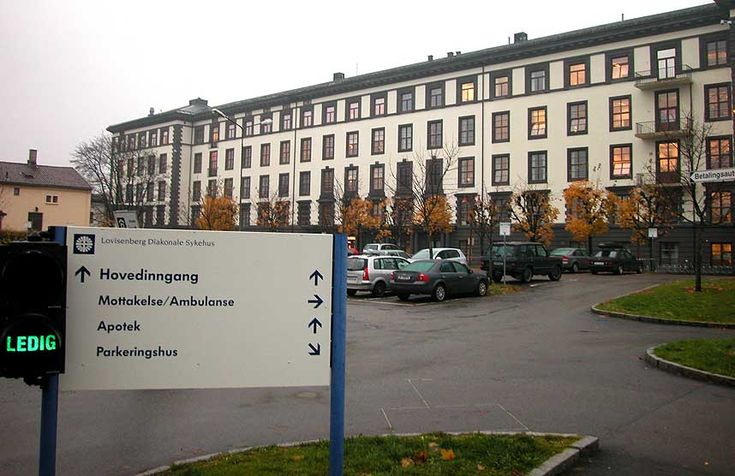 Spitalul Lovisenberg Foto: www.dagbladet.no
