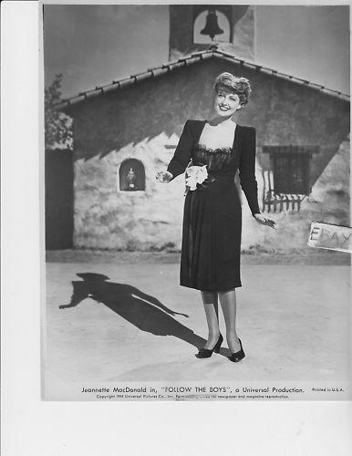 13 Best Follow The Boys (1944 Film) Images On Pinterest