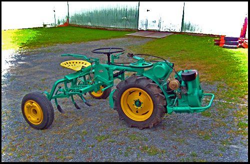 odd tractors   Odd Makes - Unusual Tractors