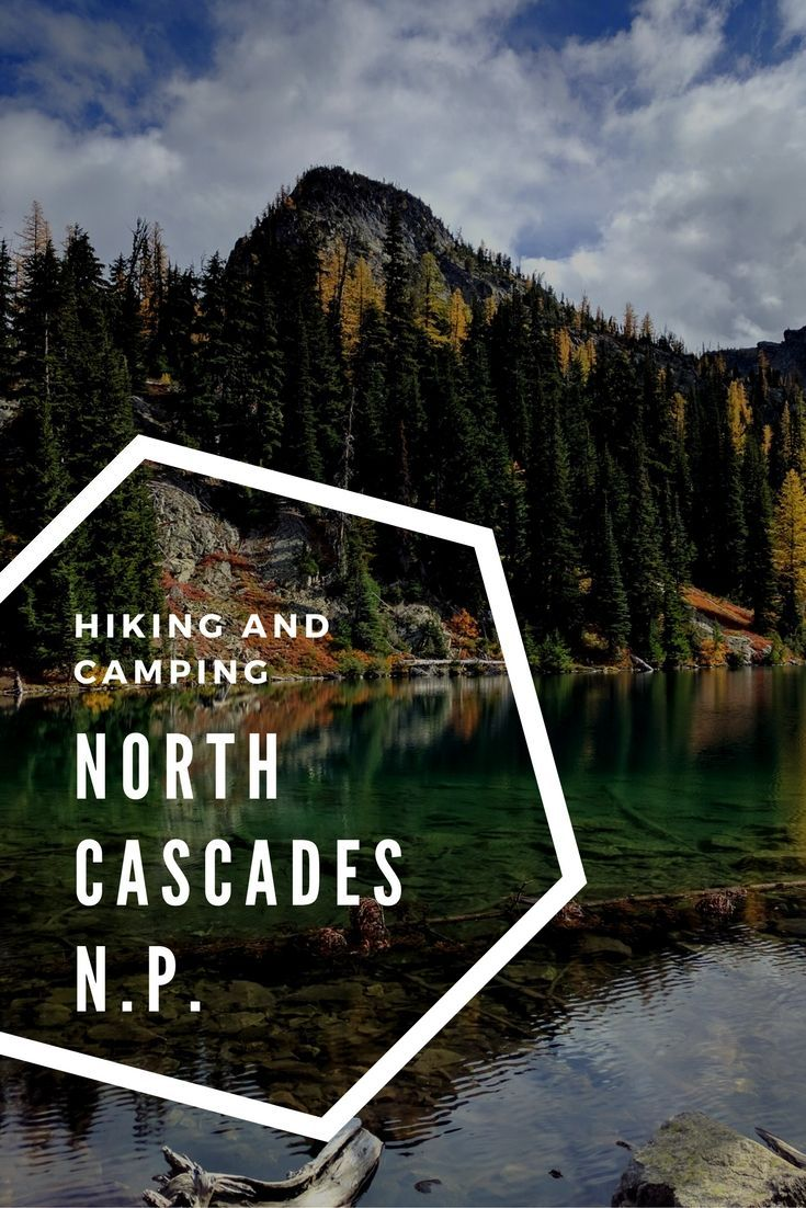 Fall is a perfect time for hiking and camping in North Cascades National Park. Cascade Pass and Blue Lake Trail are the most impressive hikes in Washington, and hikers have front row seats to glaciers, golden larches and pristine alpine lakes. Read more at www.liverecklessly.com