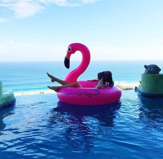 Opblaasband Flamingo Roze Flamingo Zwemband - Pool Float Pink Flamingo