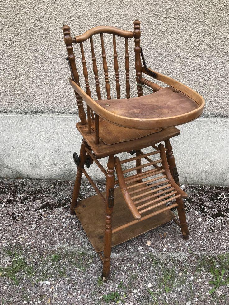 Trona bebé BAUMANN viejo convertible pequeño escritorio de madera Vintage de MetaRecup en Etsy https://www.etsy.com/es/listing/557077107/trona-bebe-baumann-viejo-convertible