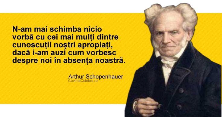 Citat Arthur Schopenhauer