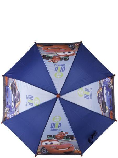 Suojaudu kesäsateilta tyylikkäästi Autot-sateenvarjolla! Hauskan sateenvarjon muovinen kädensija sopii mainiosti pieneen käteen. Sateenvarjon halkaisija n. 66 cm. Autot-sateenvarjo