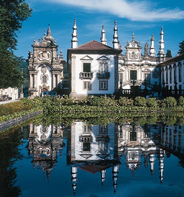 Casa de Mateus Foundation – Vila Real CC BY-NC-ND - Associação de Turismo do Porto e Norte, AR #Portugal