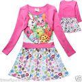 kids girls SHOPKINS clothing cotton d...