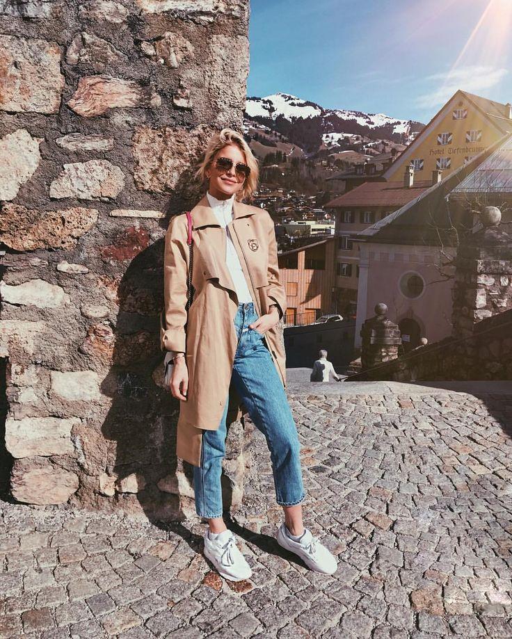 "34.2k Likes, 290 Comments - Caroline Daur (@carodaur) on Instagram: ""So happy about the sunny weather in Kitzbühel ❤️"""