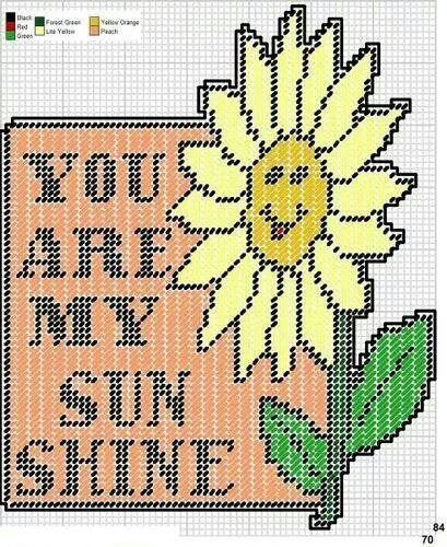 """Sunflower - I think this would be cool to change it to """"Son Shine"""""""