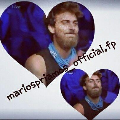 Opoios einai fan tou mariou as me akolouthisei sto instagram:mariospriamos_official.fp