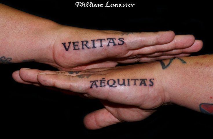 26 best aequitas veritas images on pinterest boondock for Veritas aequitas tattoos