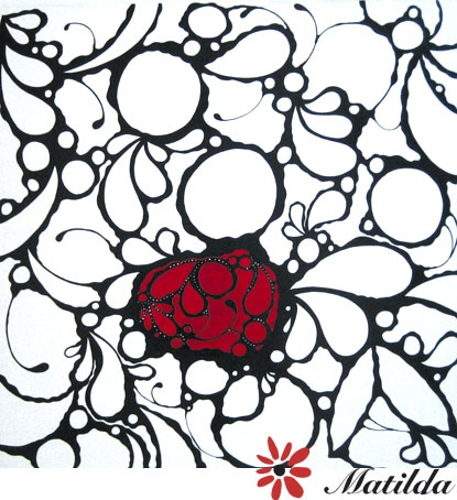 2006   acrilic and ink on canvas