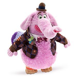 Disney Bing Bong Plush - Inside Out - Medium - 16'' | Disney StoreBing Bong Plush - Inside Out - Medium - 16'' - Riley's imaginary friend Bing Bong enjoys the sweet smell of success as one of the stars of Disney/Pixar's <i>Inside Out</i>. Looking cute in jacket and hat, Bing Bong's fluffy pink tummy is equally delicious with its scent of cotton candy.